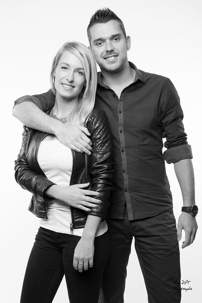 Benjamin & Sandra